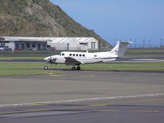 Beech B200 King Air, Royal New Zealand Air Force