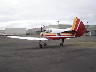Yakovlev Yak-18T, ZK-SSR