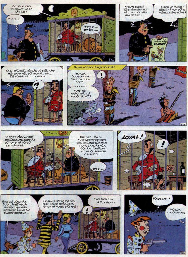 Lucky Luke Chap 71 - Trang 37