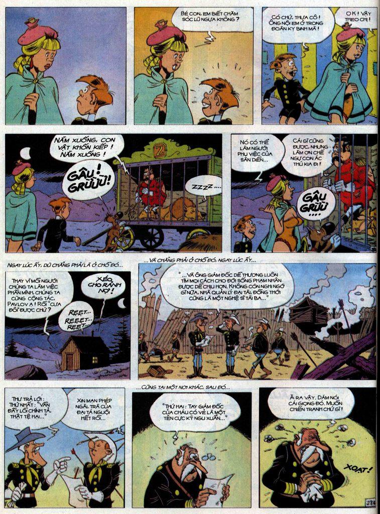 Lucky Luke Chap 71 - Trang 28