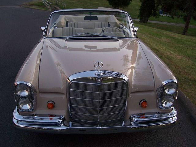 1968 Mercedes-Benz 250SE
