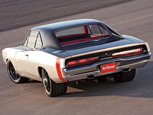 1969 DODGE CHARGER AND 1969 DODGE CHARGER COMPARED
