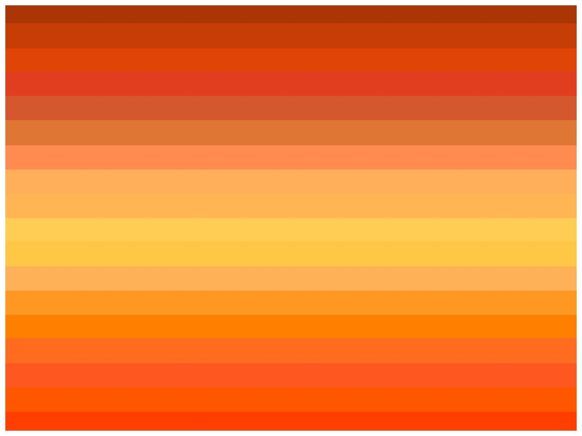 Gallery for bright neon orange color - What colors go with orange ...
