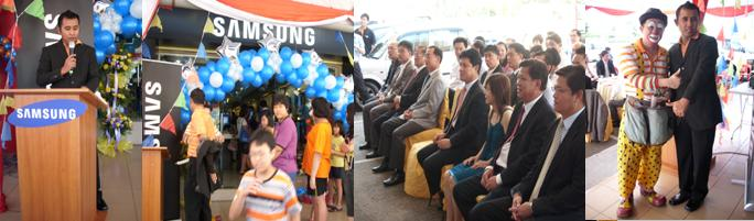 Official Launch Samsung Digtal Centre Ipoh