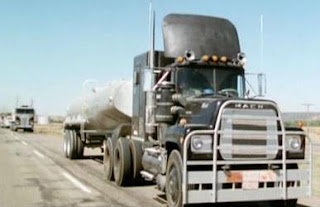"Famous Trucks - Rubber Duck's truck (""Convoy"")"