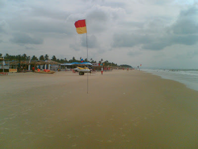 Majorda Beach Goa Pictures