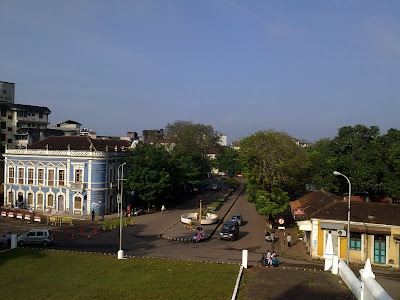 Panjim Church Square