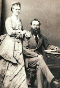My Great Grandparents Ellen &Thomas Charles