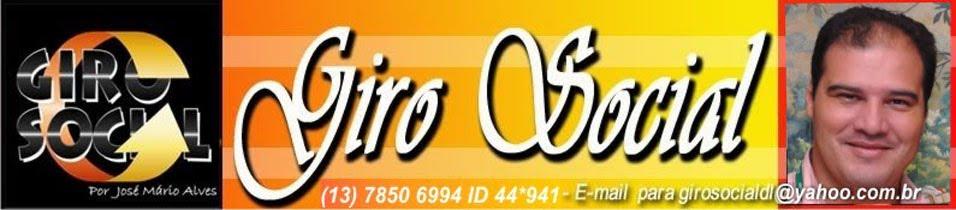 Giro Social On-line, muito mais informação