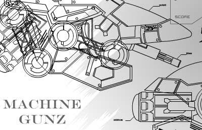 Machine Gunz game