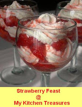 Strawberry Feast Round up