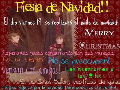 Fiesta de Navidad! Flaketrio7gl