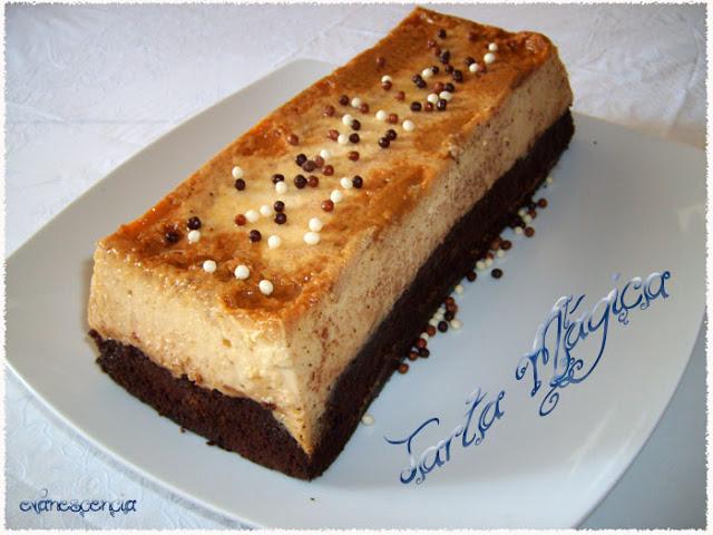 tarta mágica o imposible