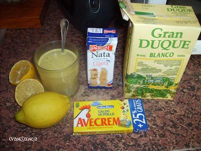 ingredientes para hacer el chicken piccata