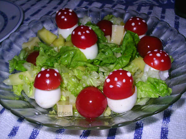 ensalada de setitas