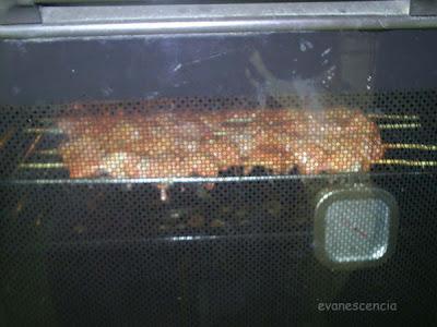 brochetas en horno
