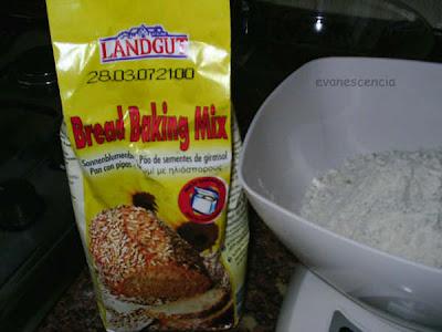 paquete pan de pipas