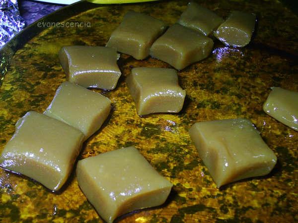 caramelos toffe