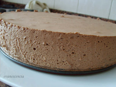 lateral de la tarta