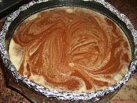 tarta de queso horneada