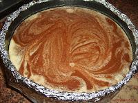 tarta de queso horneada