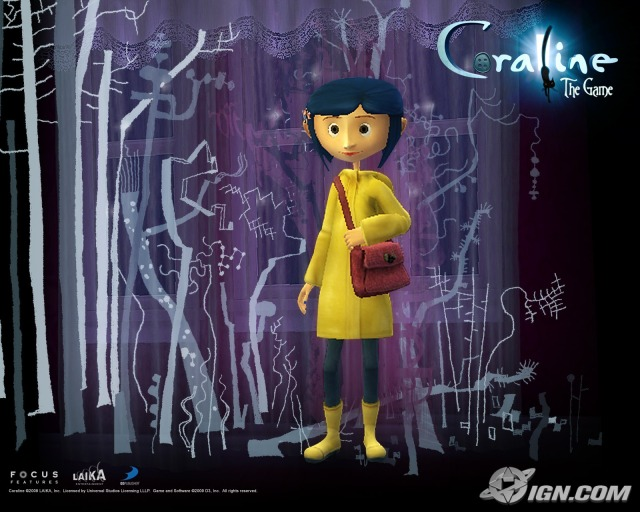 Watch Coraline (2009) Full Movie Online Free - Putlocker