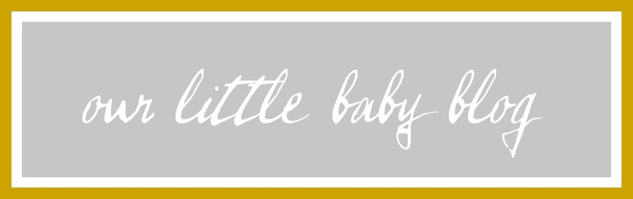 Our Little Baby Blog