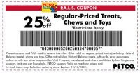 Petco greenies coupon