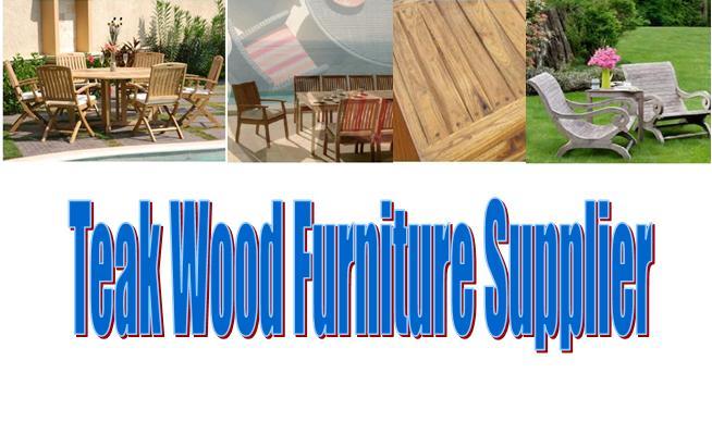 Teak wood furniture supplier malaysia