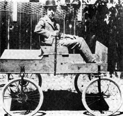 Electric cars of the 1800 s