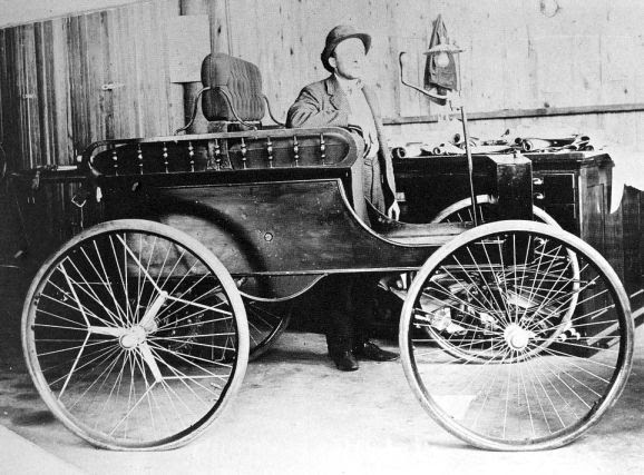 Deering Harvester Company : Louder and funnier cars of the s