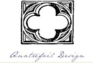 Quatrefoil Design on Facebook