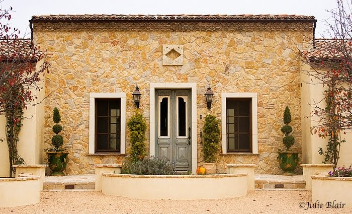 Denim stone an tuscan style home in socal for The tuscan home blog