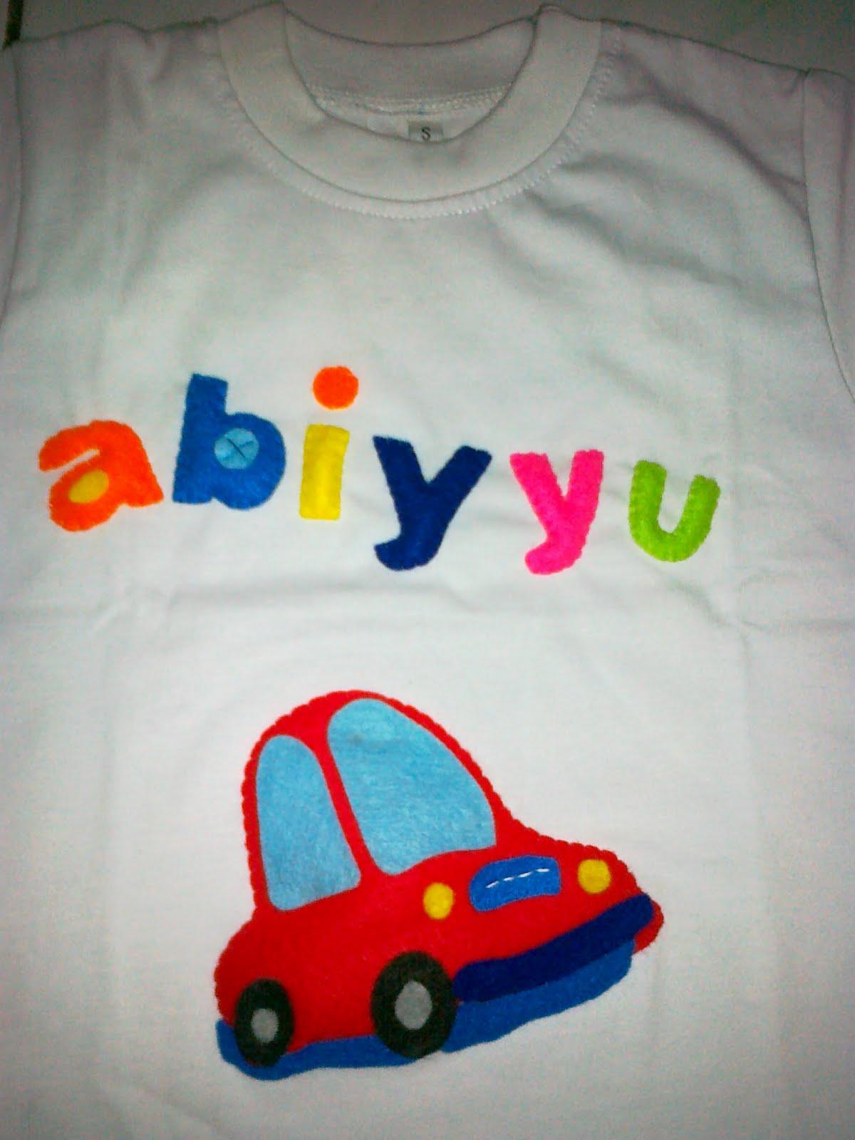 "Pesenan Kaos Flanel ""abiyyu"""