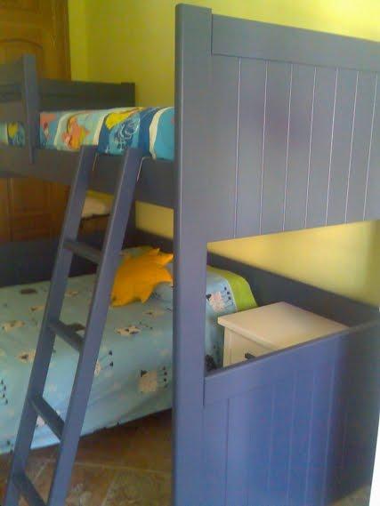 Piccolo 39 s decoraci n un dormitorio con muebles de asoral for Muebles asoral