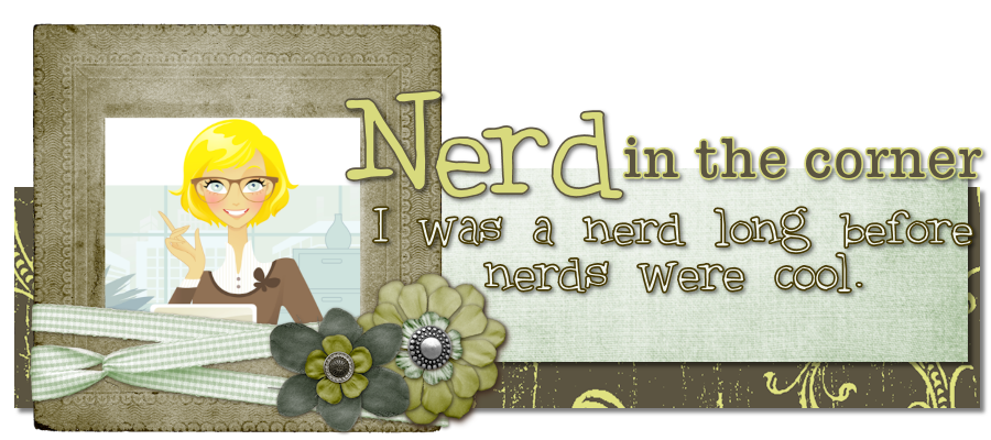 The Nerd in the Corner