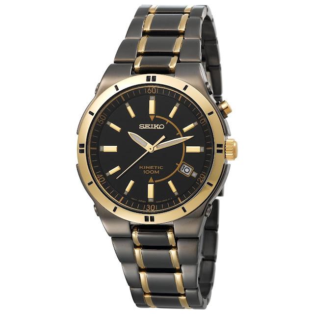 Мужские наручные часы Seiko Premier Kinetic Direct