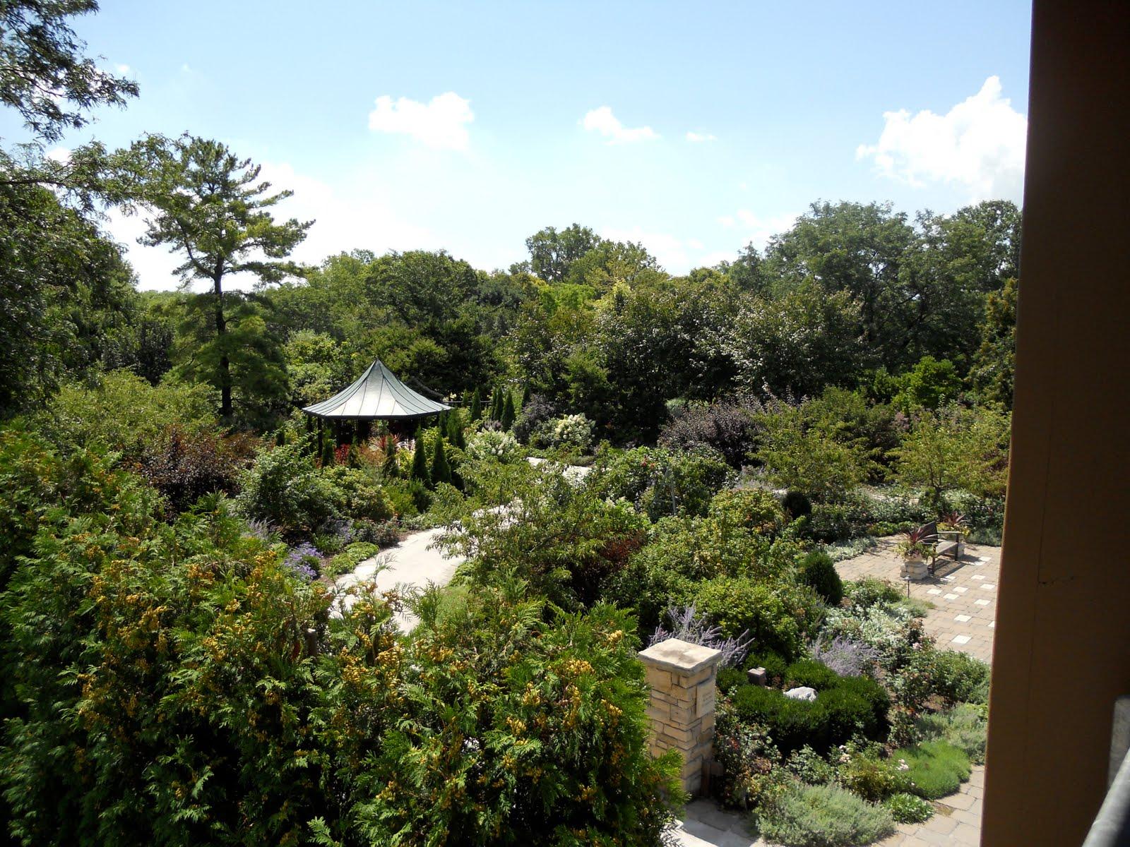 Connecticut Gypsies A Walk Through The Botanical Garden In Madison Wi