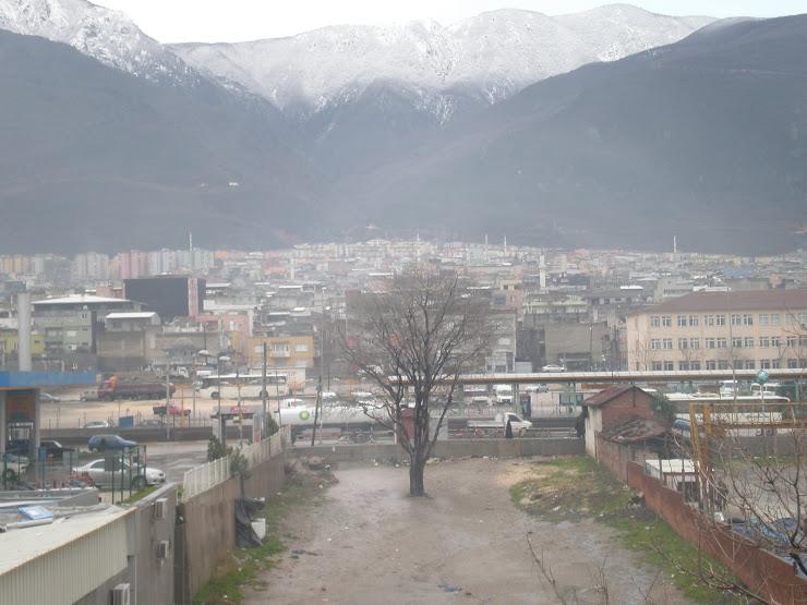 Turkija kalnai