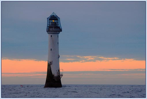 Bellrock Lighthouse Scotland