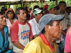 Caño Mariela: Encuentro entre Indígenas y Campesinos
