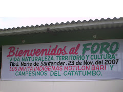 Foro Vida, Naturaleza, Territorio y Cultura