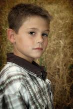 Mason at 8