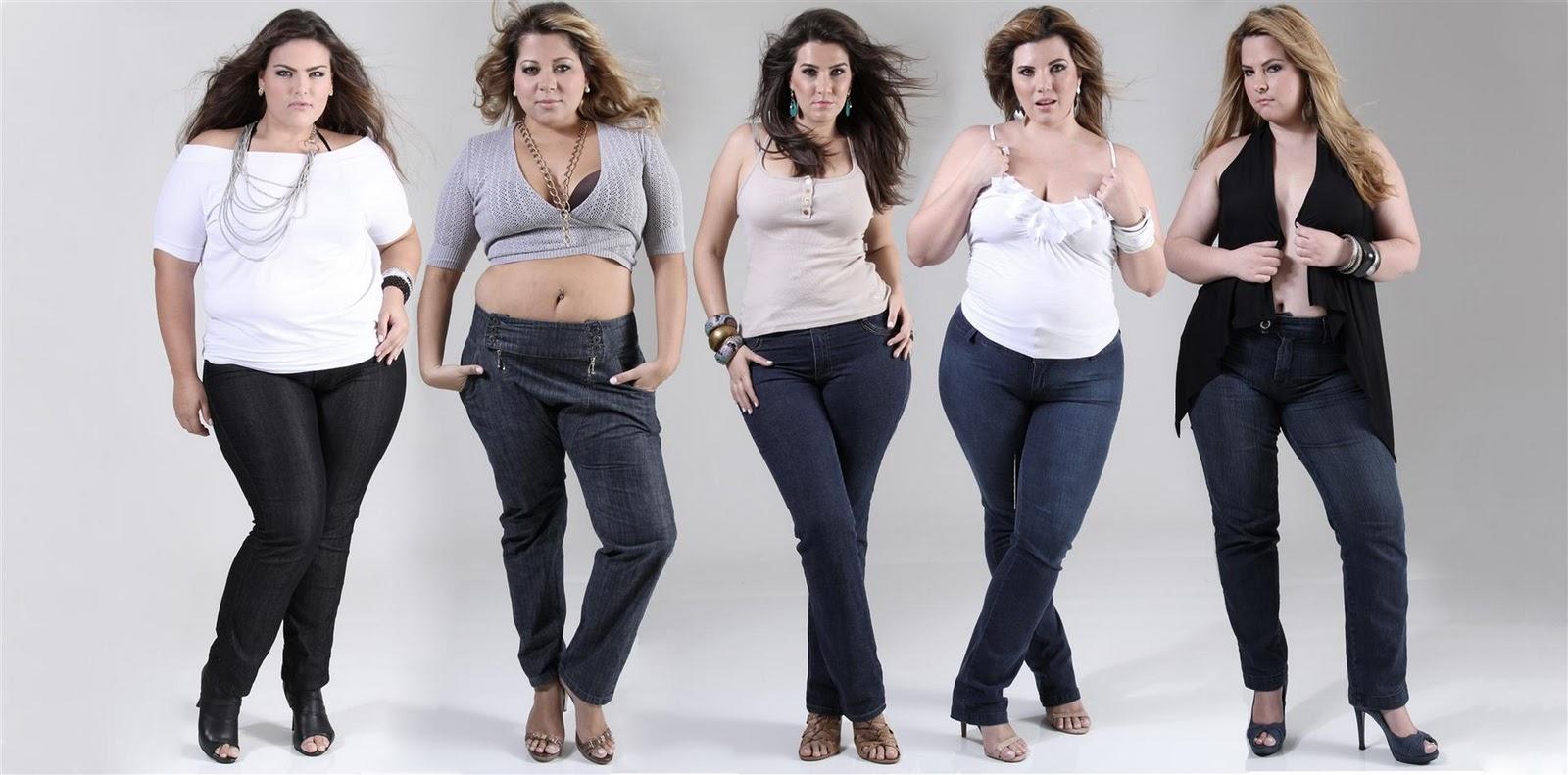 Толстушки в джинсах фото 2 фотография