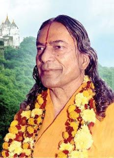 Jagadguru Shree Kripaluji Maharaj at Barsana Dham India