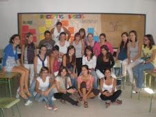 Alumnas/os didáctica 2009/2010