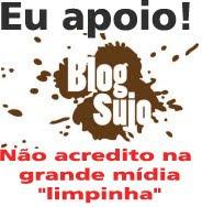 Sou Blogueira Suja!!!!