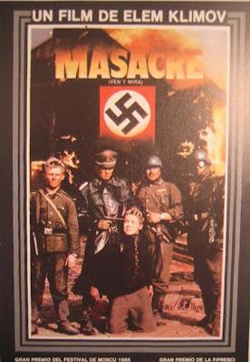 Cinema bèl·lic Masacre