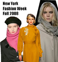 New York Fashion Week Fall 2008