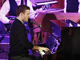 Justin Timberlake on Oprah